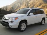 Pictures of Suzuki XL7 2007–09