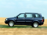 Suzuki Grand Vitara XL7 2001–03 pictures