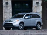 Suzuki XL7 2007–09 images