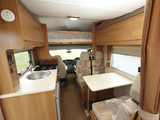 Pictures of Swift Motorhomes Escape 686 2009