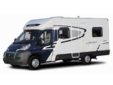 Swift Motorhomes Escape 664 2009 pictures