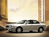 Pictures of Hyundai Sonata by Tagaz (EF) 2004–10