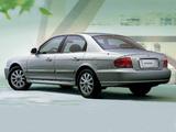 Hyundai Sonata by Tagaz (EF) 2004–10 wallpapers