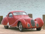 Pictures of Talbot Lago T150C SS Teardrop by Figoni Falaschi #90105 1937