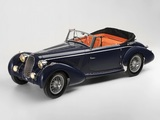 Pictures of Talbot-Lago T150C Cabriolet Spéciale 1938