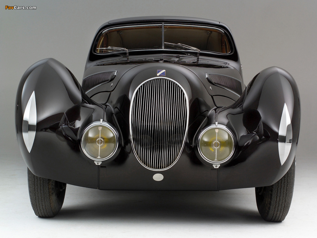 Pictures of Talbot-Lago T150C SS by Figoni et Falaschi 1938 (1024 x 768)