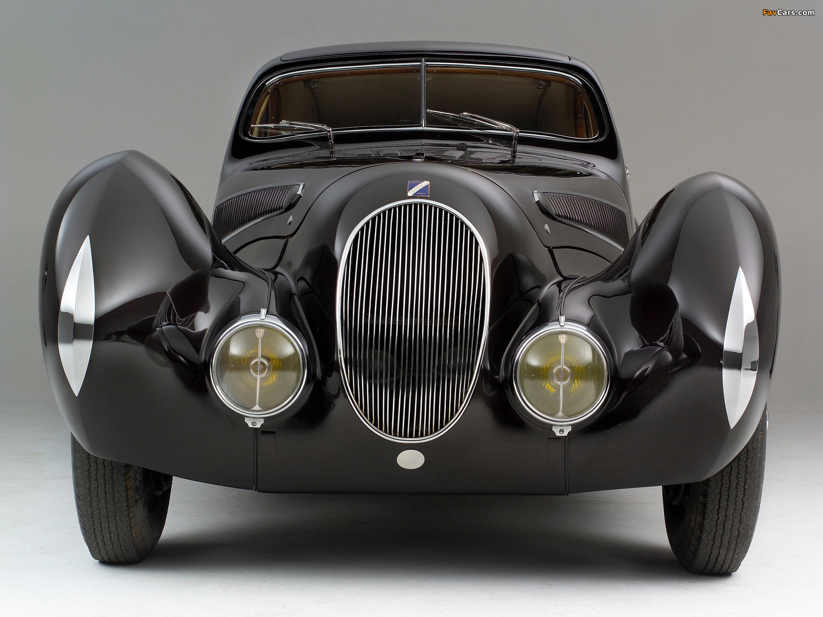 Pictures of Talbot-Lago T150C SS by Figoni et Falaschi 1938 (1600 x 1200)