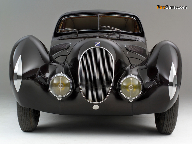 Pictures of Talbot-Lago T150C SS by Figoni et Falaschi 1938 (640 x 480)