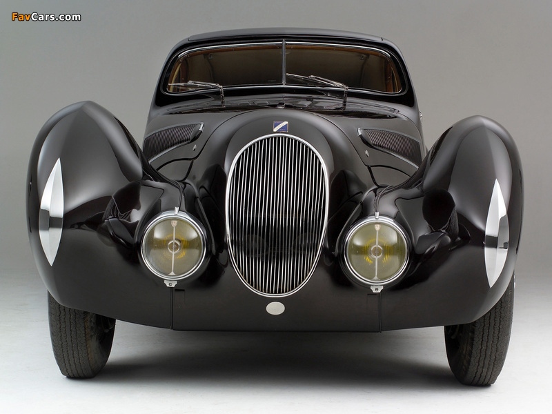 Pictures of Talbot-Lago T150C SS by Figoni et Falaschi 1938 (800 x 600)