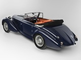 Talbot-Lago T150C Cabriolet Spéciale 1938 photos