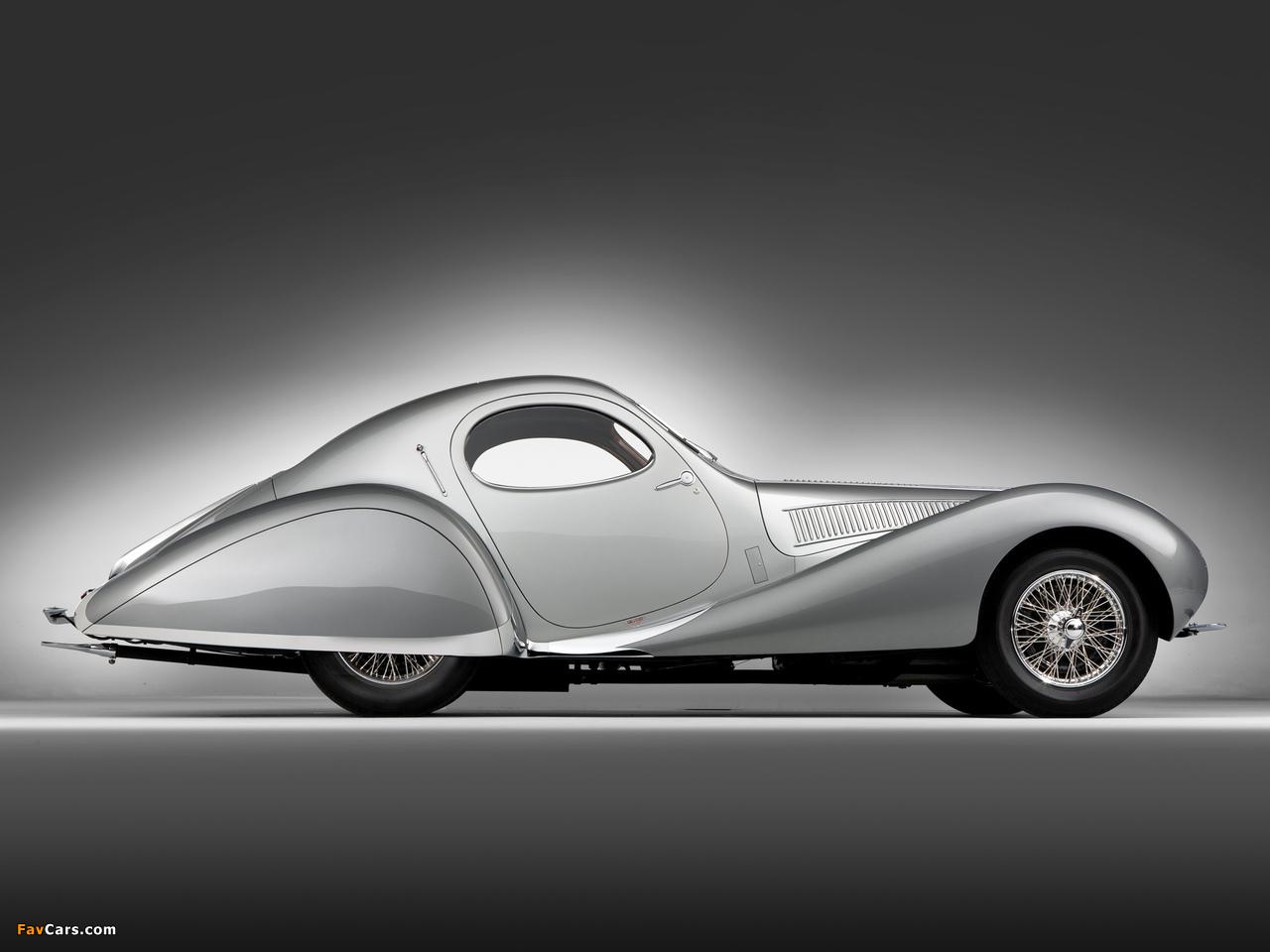 Talbot-Lago T150C SS by Figoni et Falaschi 1938 photos (1280 x 960)