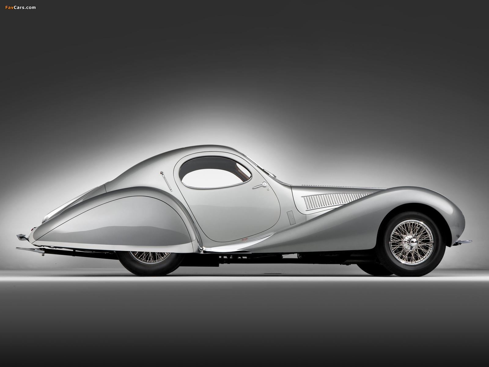 Talbot-Lago T150C SS by Figoni et Falaschi 1938 photos (1600 x 1200)
