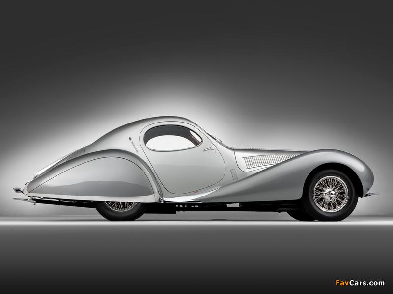 Talbot-Lago T150C SS by Figoni et Falaschi 1938 photos (800 x 600)