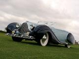 Photos of Talbot-Lago T26 Record Figoni & Falaschi Cabriolet 1946–55