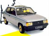 Photos of Talbot Samba Sympa 1984–85
