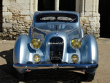 Talbot-Lago T23 Teardrop Coupe by Figoni & Falaschi 1938 pictures