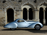 Talbot-Lago T23 Teardrop Coupe by Figoni & Falaschi 1938 wallpapers