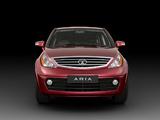 Tata Aria 2010 pictures