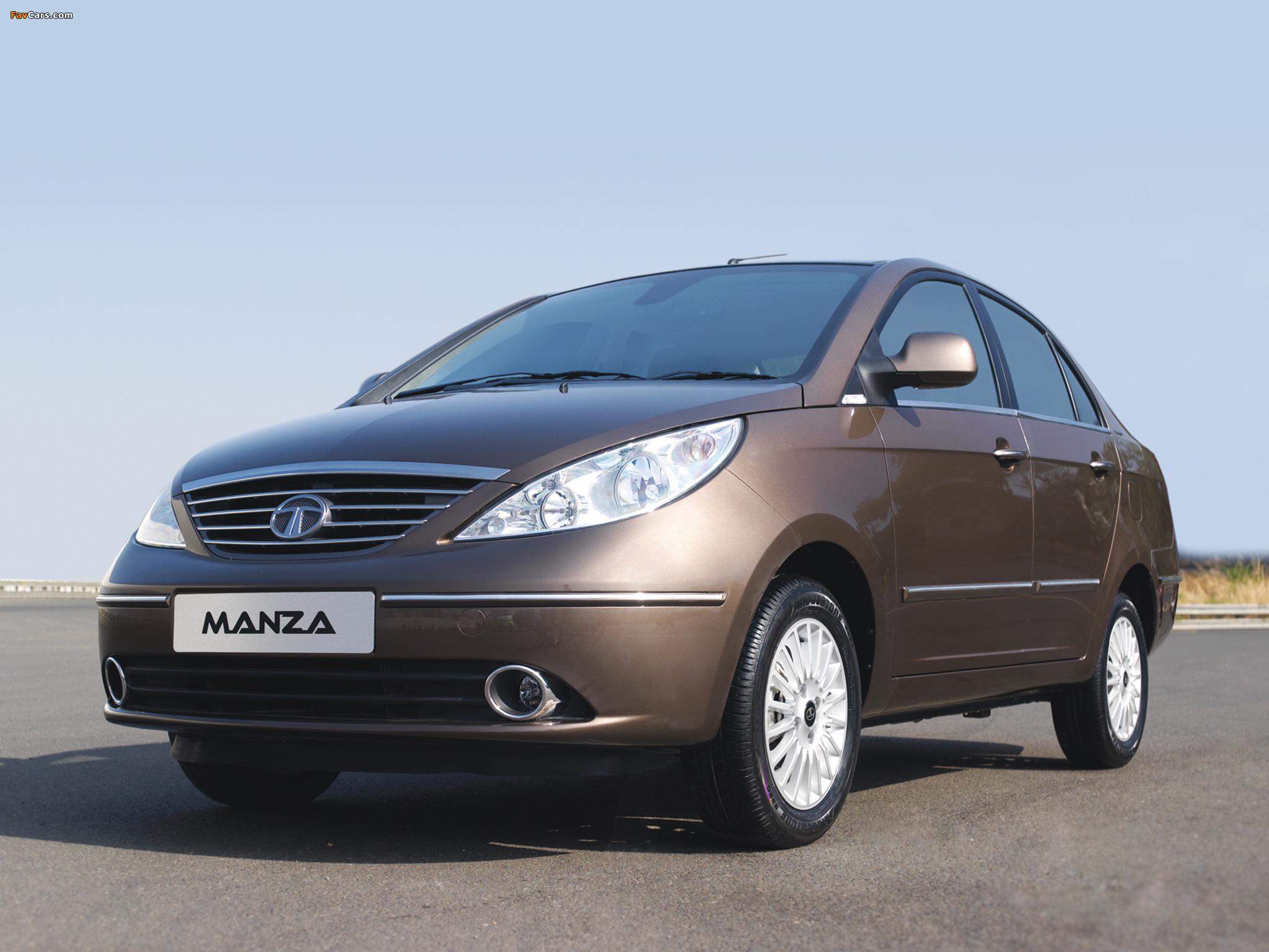 Tata Indigo Manza Nova Concept 2012 wallpapers (2048 x 1536)