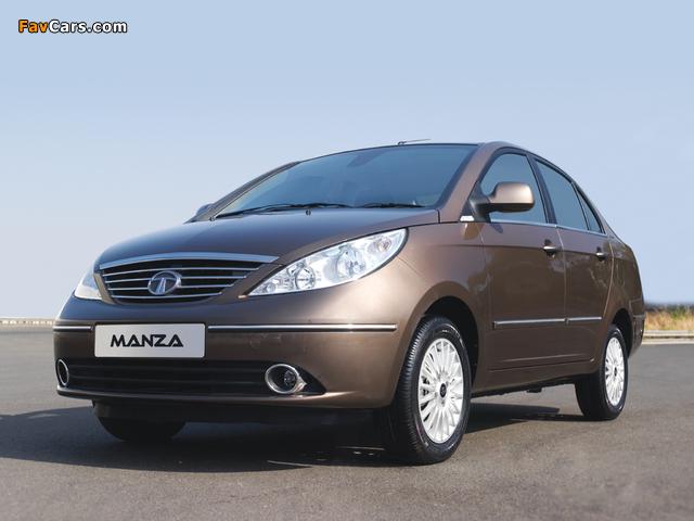 Tata Indigo Manza Nova Concept 2012 wallpapers (640 x 480)