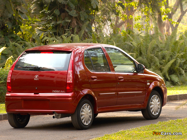 Images of Tata Indica 2007 (640 x 480)