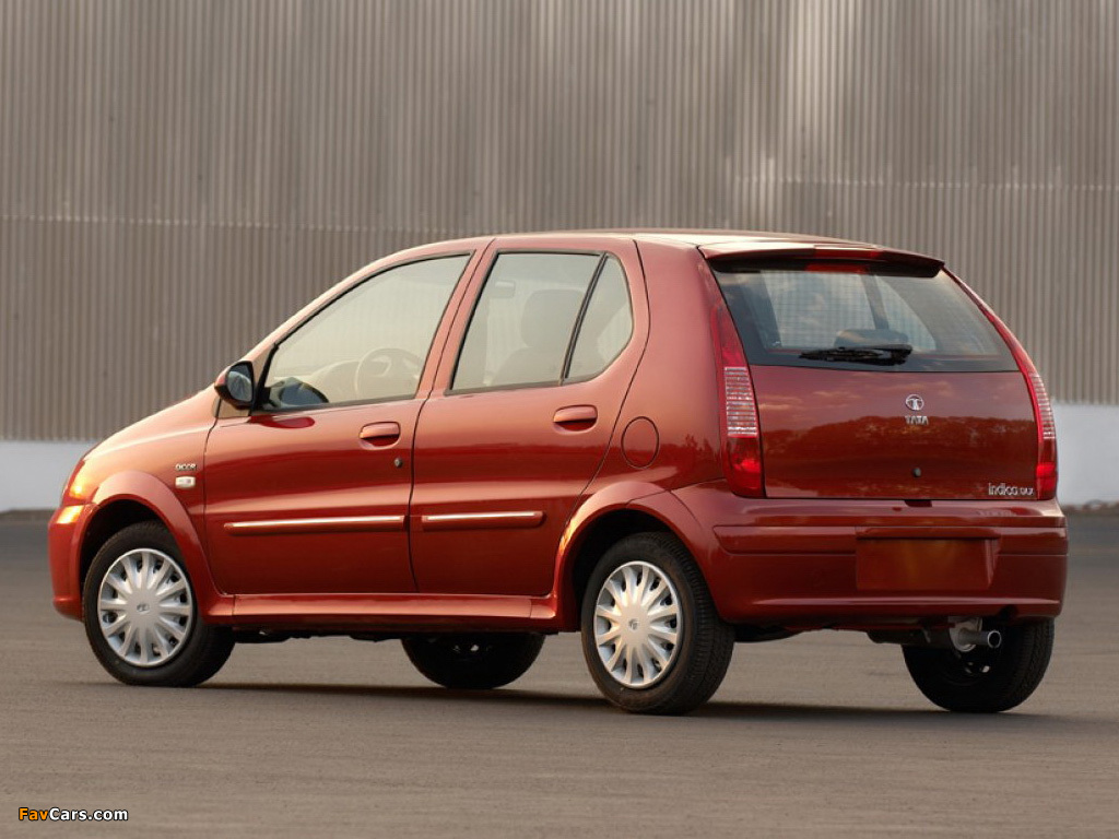 Images of Tata Indica 2007 (1024 x 768)