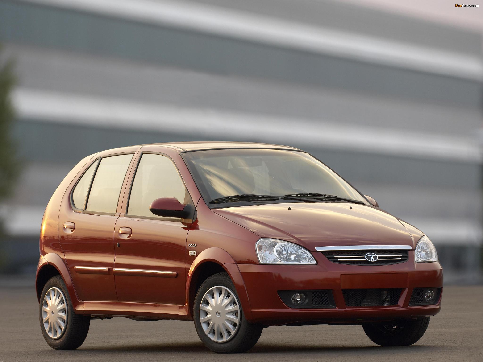Images of Tata Indica 2007 (2048 x 1536)