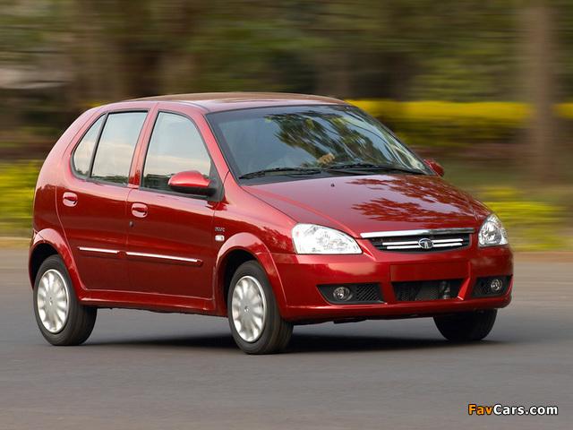 Images of Tata Indica 2007 (640 x 480)