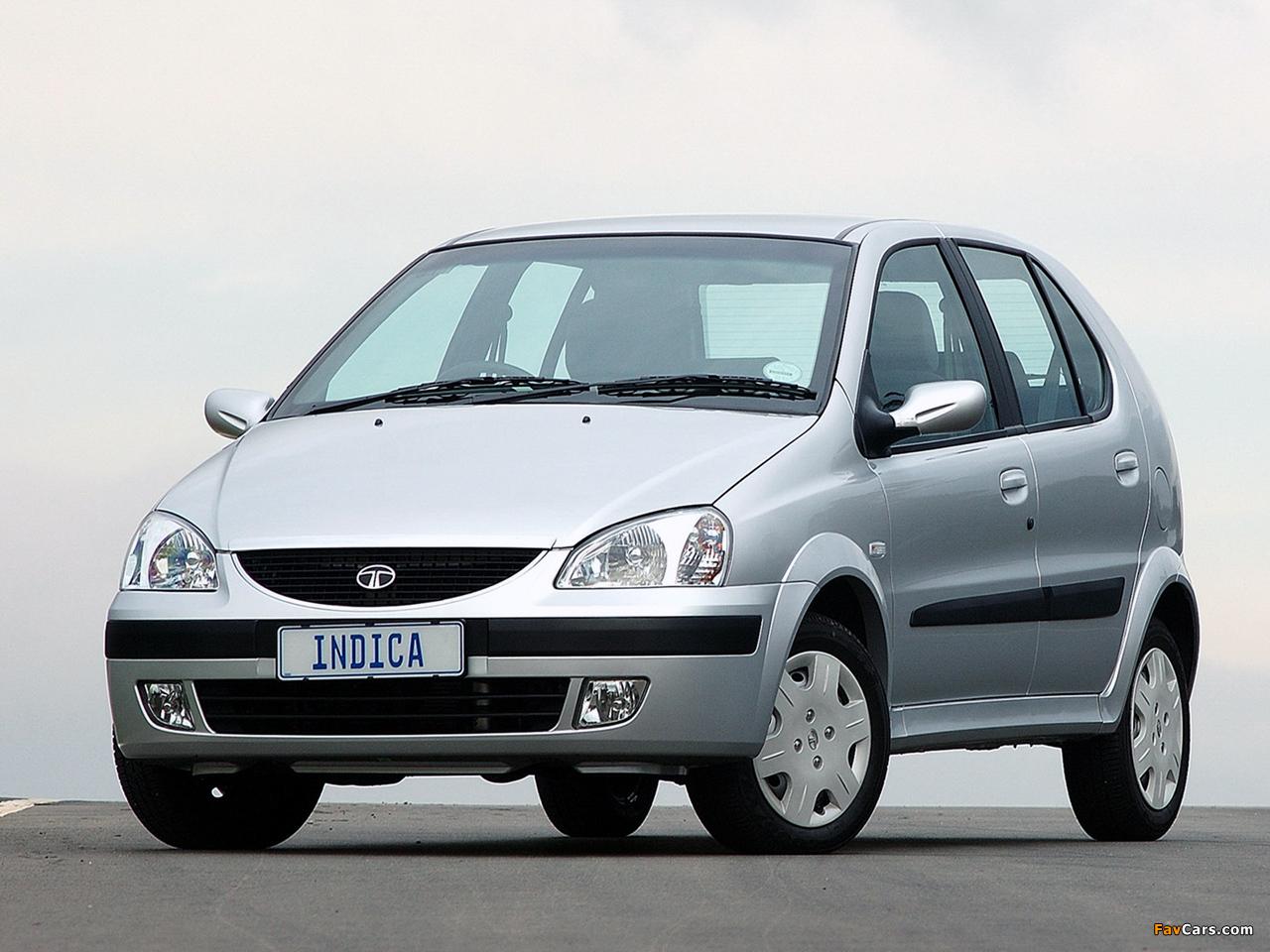 Pictures of Tata Indica ZA-spec 2004–07 (1280 x 960)