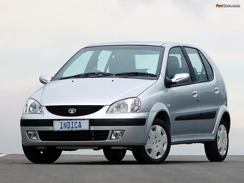 Pictures of Tata Indica ZA-spec 2004–07 (1024 x 768)