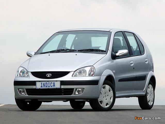 Pictures of Tata Indica ZA-spec 2004–07 (640 x 480)