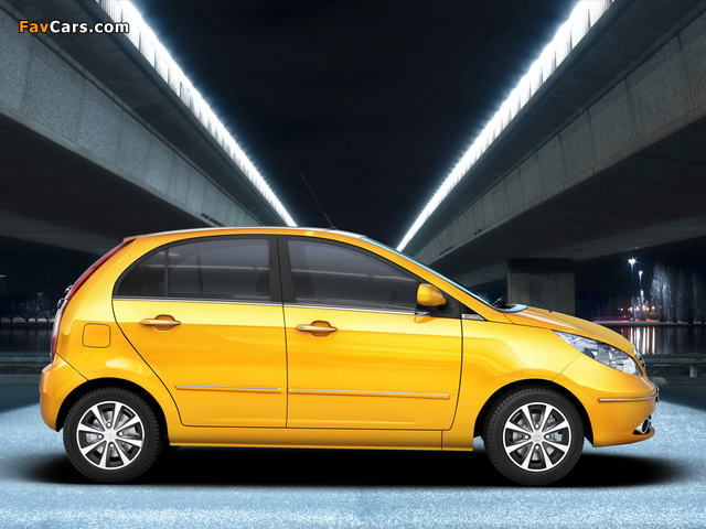 Pictures of Tata Indica Vista 2011 (640 x 480)
