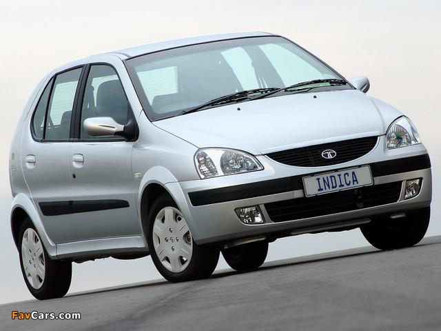 Tata Indica ZA-spec 2004–07 photos (640 x 480)