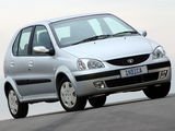 Tata Indica ZA-spec 2004–07 photos