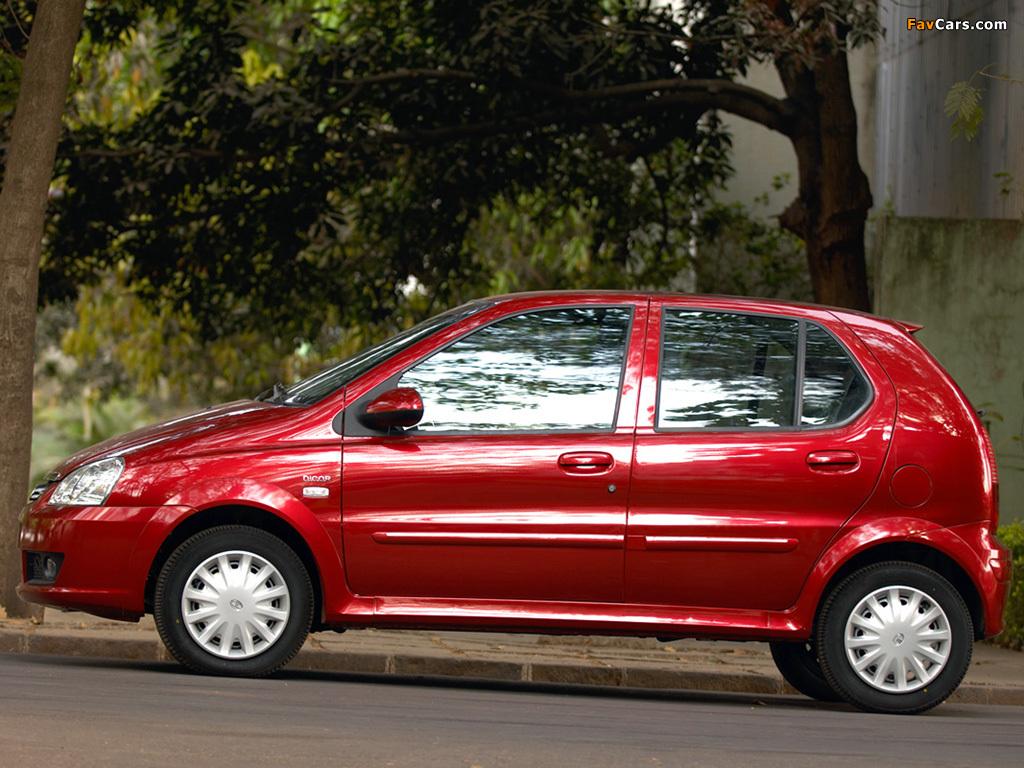 Tata Indica 2007 images (1024 x 768)