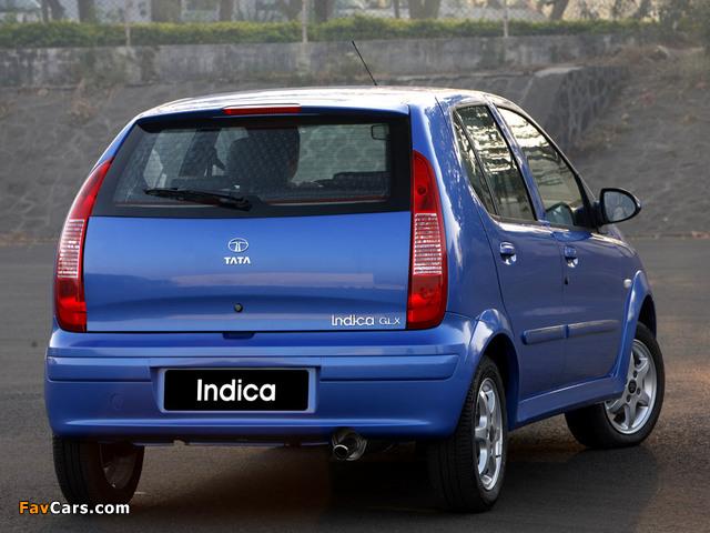 Tata Indica 2007 images (640 x 480)