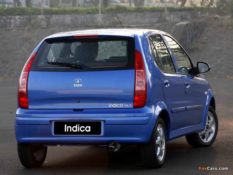 Tata Indica 2007 images (800 x 600)