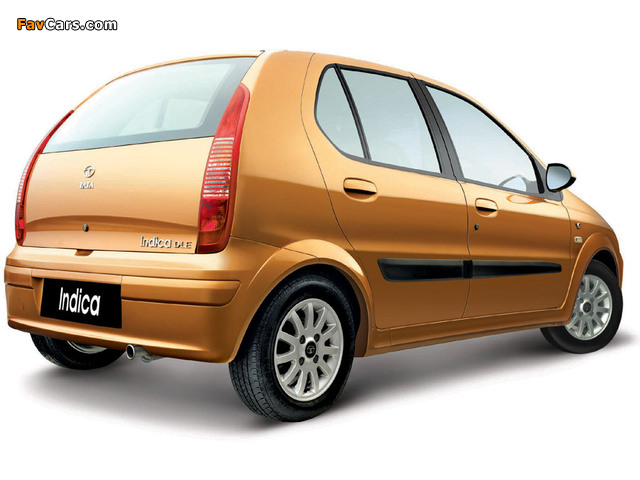 Tata Indica 2007 photos (640 x 480)