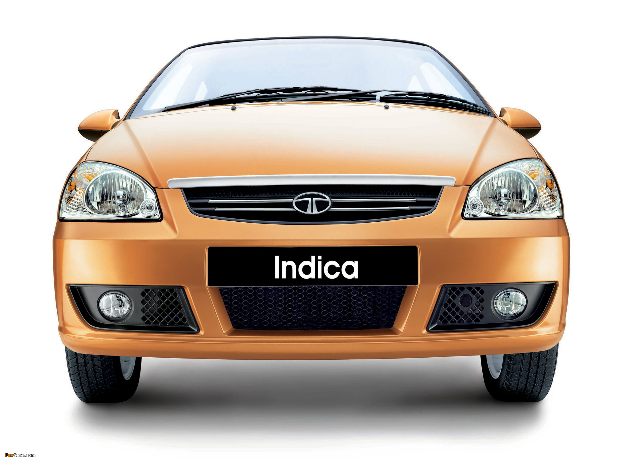 Tata Indica 2007 pictures (2048 x 1536)