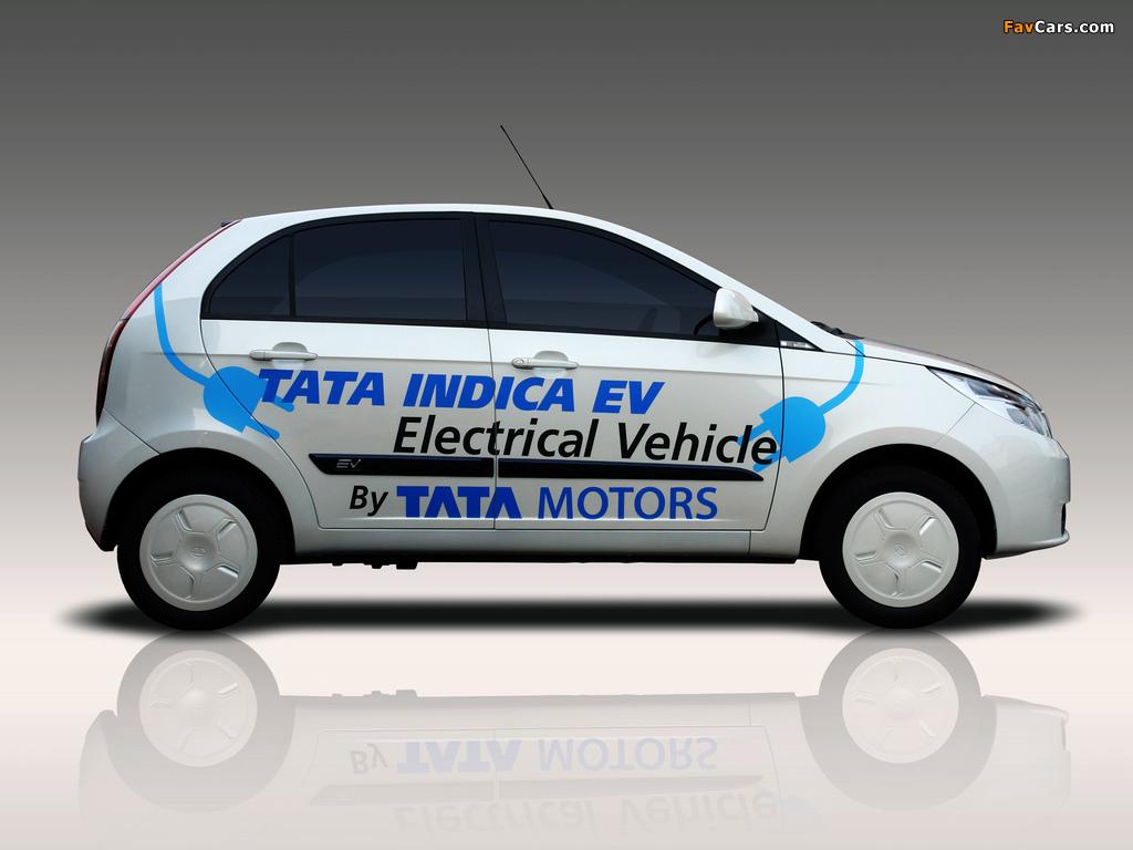 Tata Indica Vista EV Concept 2010 pictures (1024 x 768)