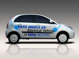 Tata Indica Vista EV Concept 2010 pictures