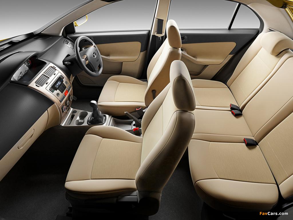 Tata Indica Vista 2011 pictures (1024 x 768)