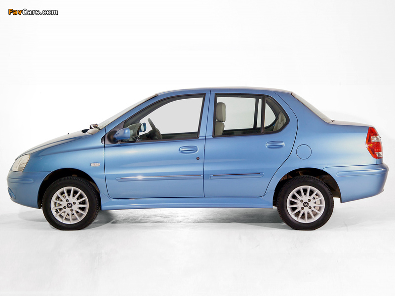 Tata Indigo ZA-spec 2004–07 wallpapers (800 x 600)