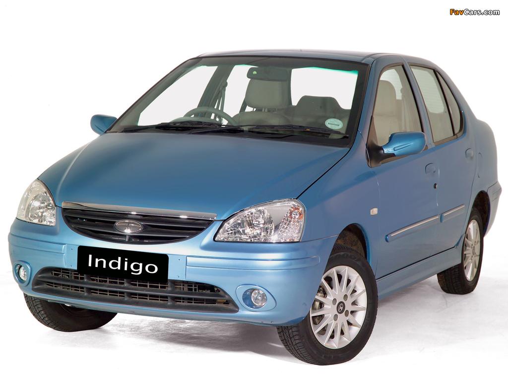 Tata Indigo ZA-spec 2004–07 wallpapers (1024 x 768)
