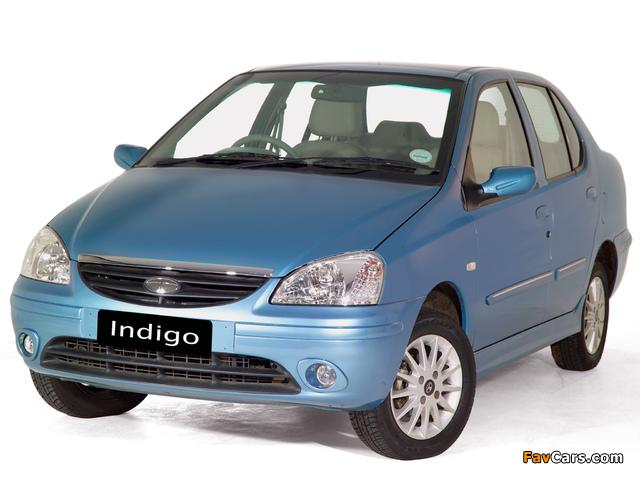 Tata Indigo ZA-spec 2004–07 wallpapers (640 x 480)