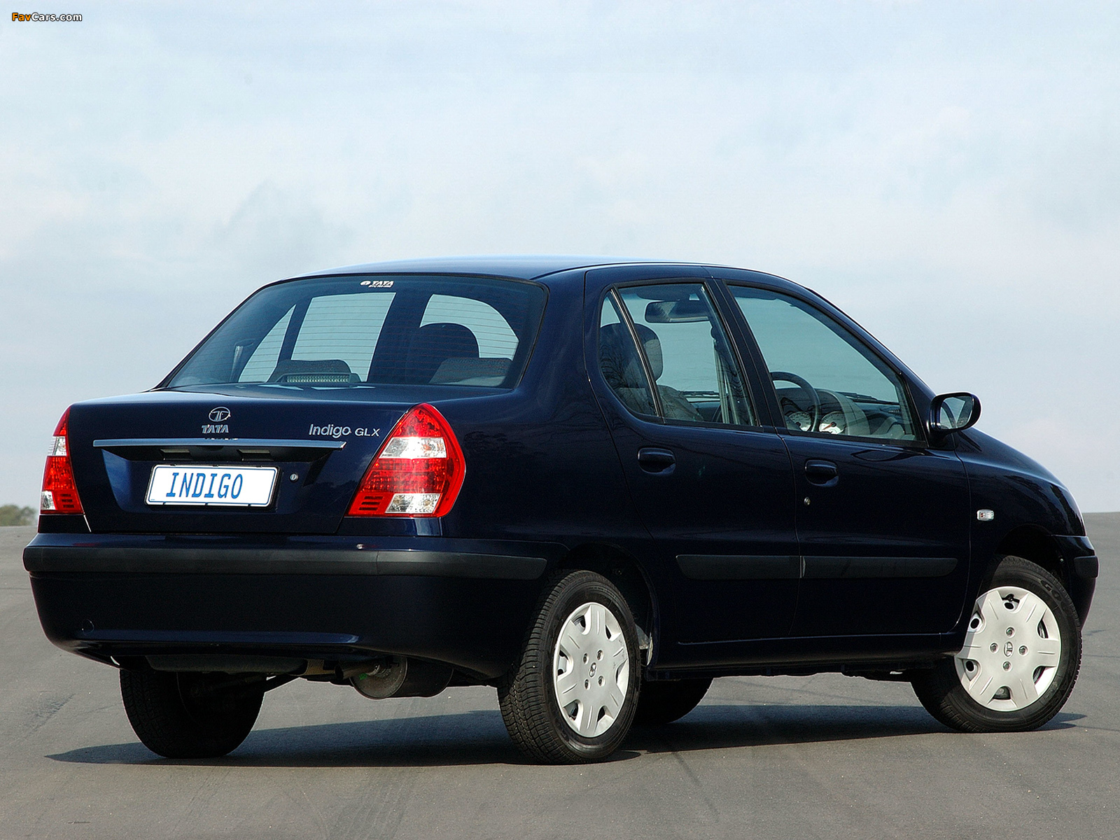 Tata Indigo ZA-spec 2004–07 wallpapers (1600 x 1200)