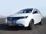 Tata Indigo Manza Hybrid Concept 2012 pictures