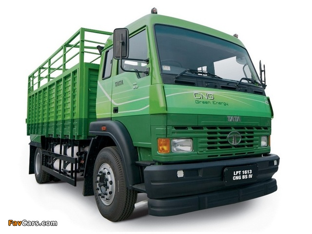 Tata LPT 1613 CNG pictures (640 x 480)