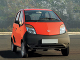 Images of Tata Nano 2008