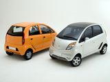 Images of Tata Nano